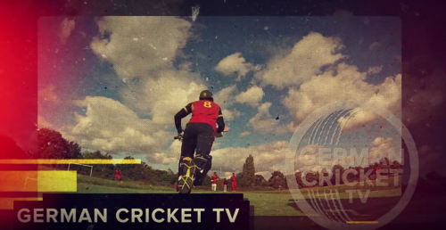 Teaser for GermanCricketTV